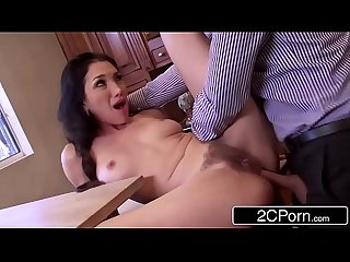 Cheating Exotic Trophy Wife Vicki Chase Loves Anal