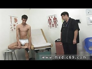 Teen guy porno movies i had him sit on The exam table and i did A