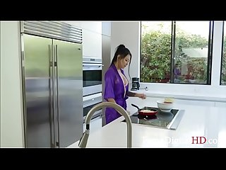 Asian Noodle Recipe- White Cock, Asian Pussy- Jade Luv