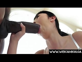 Horny asian beauty fucked hard by huge black cock www webcambon ga