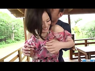 Great outdoor porn scenes along Hot Wife minami asano more at javhd net