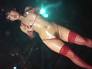 Mbod club Sexy dance vol period 4 minaki saotome fx
