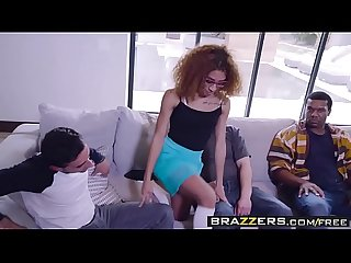 Brazzers teens like it big be more like your stepsister scene starring kendall woods and jake a