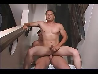 Musclemen Moving Company INC. 2 (Ty Fox, Dakota James, Marcos..