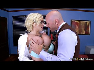 Brazzers harlow harrison big tits at school