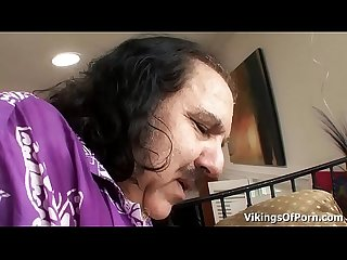 Teen stepdaughter Lynn Love gets fucked by her stepdad Ron Jeremy