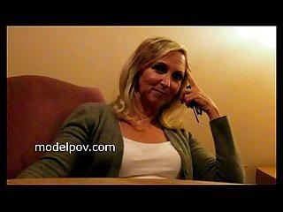 Annabelle Brady granny 1st time on cam sucking fucking anal pounding modelpov