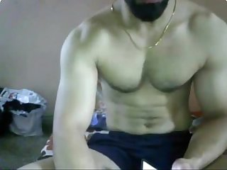 Hot sexy hairy arab guy on cam jerkit net
