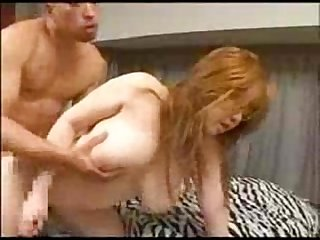 Busty japanese wife clip 3