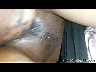 Black couple homemade tape