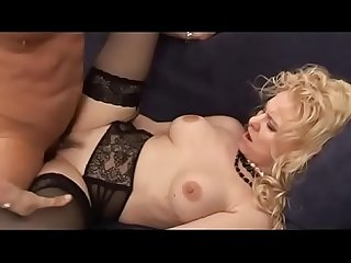 Mature blonde needs a younger cock for her pleasure