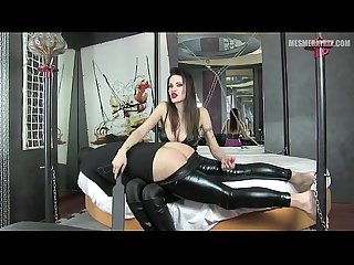 Mesmeratrix a strong pain for my fucking slave