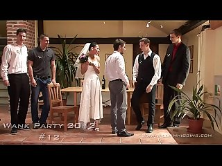 Wedding wank party 12 part 1
