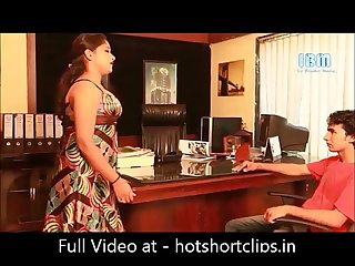 Hot sexy boss interview sex big boobs indian actress hotshortclips in