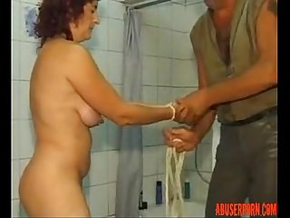 Mature amateur slave is used in different ways hd porn rough abuserporn com