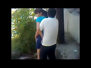 Indian couple Sex in outdoor mms leaked
