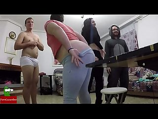 2 couples fuck for money on the webcam cri