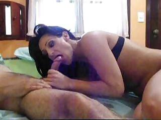 Adorei mamar na rola grossa