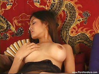 Asian Teen Cutie From Exotic Malaysia