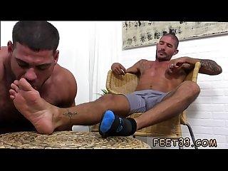 Young bareback Twinks gay porn Johnny hazzard stomps ricky larkin