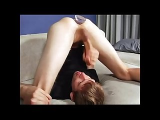 Huge cock Twink horny plays