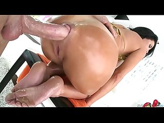 Amazing Anal on A chair with veronica avluv www Hot bitches ml