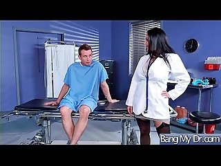 Hot Kinky Patient (Ava Addams) Seduced By Doctor Enjoy Sex Treatment clip-03