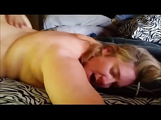 Plump mature woman getting fucked real sextape