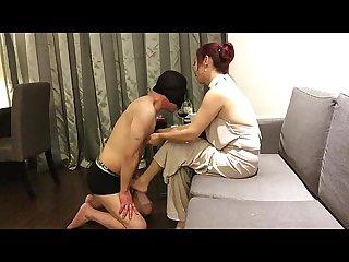 Chinese femdom 404