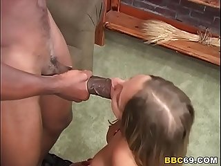 Poppy morgan fucks mandingo s big black cock