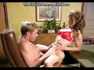 Nikki dial woody long in hard office sex on classic porn auditions