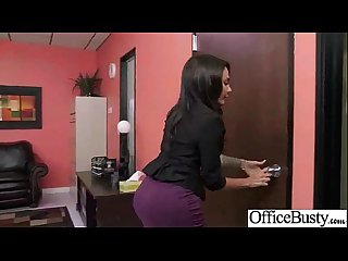 Hard Sex with Busty slut Office worker girl lpar lela star rpar Video 20
