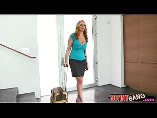 Julia ann teaches teen how to suck and fuck like a pro