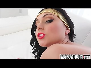 Mofos Pornstar vote lpar ariana marie rpar cosplay cutie takes it deep