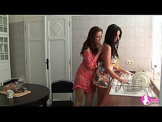 Seduced by two lesbian milfs viv thomas Hd