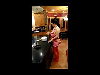 I fuck my naughty pussy on The kitchen counter lpar free preview rpar