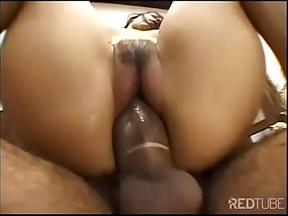 Cute Latina rammed from behind -- more videos from her in here just skip adds..
