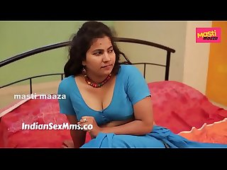 Indian housewife romance with friend in bedroom hd new
