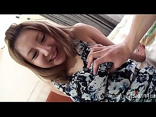 Homemade sex video with a Japanese MILF blonde