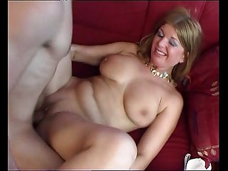 Cornelia 02 hot chubby mature fucks young guy