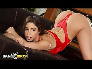 Bangbros pawg abella danger takes Anal from mandingo s big black cock