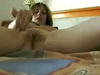 My mom self recorded masturbating great stolen video