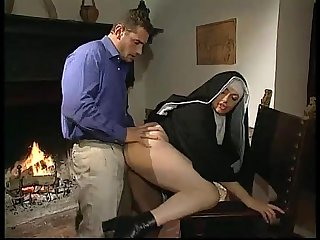 Sister Jessica is a perverse nun!