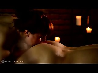 Katrin porto body massage with rimming and blowjob