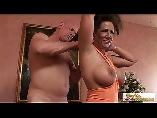 Fuckable gilf from localmilf info gets stretched out by a fat cock