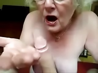 Granny sucking his grandson dick Amateur full Video at https ouo io ksiey8