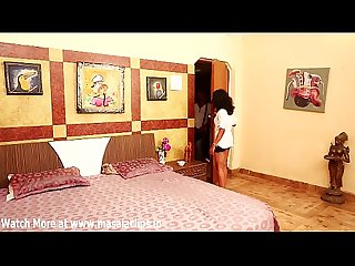 Desi bhabhi getting massage from young guy video