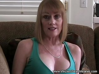 Amateur slut milf total cumdrinker