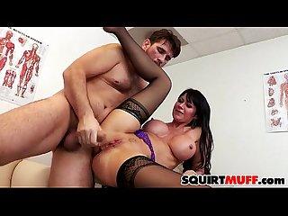 Eva karera squirting pussy