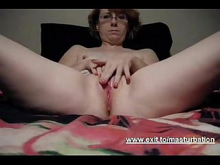 Chantal comma my pussy comma masturbation and orgasm